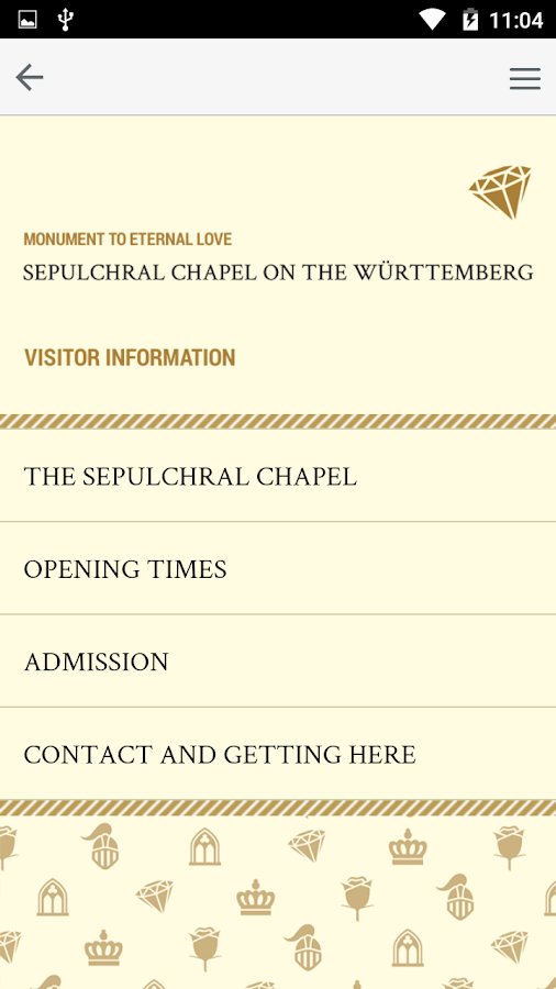 The Sepulchral Chapel- screenshot