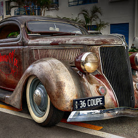 by Dom Del - Transportation Automobiles ( classic car )