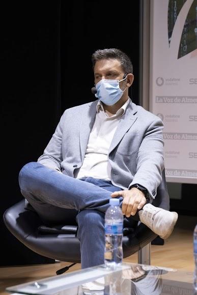 Miguel Ángel Moreno, experto en ciberseguridad para Vodafone Sur.
