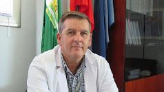 Pedro Acosta, nuevo director del Hospital de Poniente.