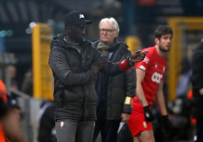 L'analyse de Mbaye Leye après la défaite du Standard à Charleroi
