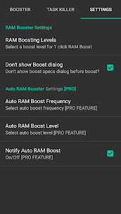 RAM Booster eXtreme Speed Pro APK 3