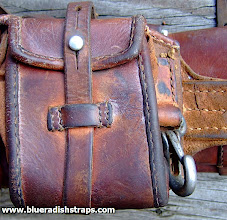 Photo: Swedish Mauser Ammo Bag