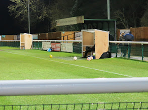 Photo: 05/02/13 v Rugby Town (Southern League Div 1 Central) 1-0 - contributed by Leon Gladwell