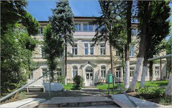 Photo: Turda - Str. Andrei Mureşanu - Spitalul Municipal, Sectia Interne - 2018.07.17