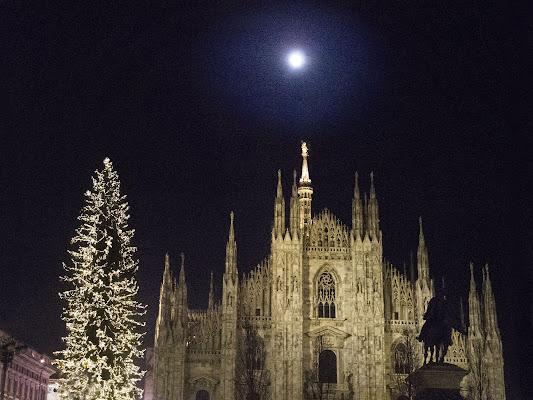 luna piena di Moretti Riccardo