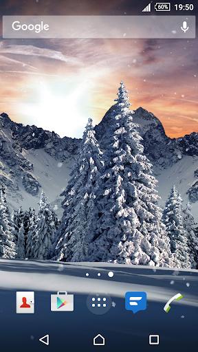 Christmas Snowfall Live Wallpaper cheat hacks