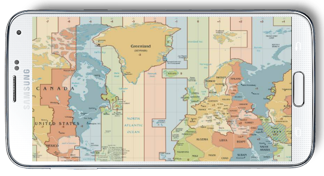 Download world map time zone apk latest version app for android devices world map time zone poster gumiabroncs Choice Image