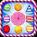 Candy Garden Mania : Match 3 icon