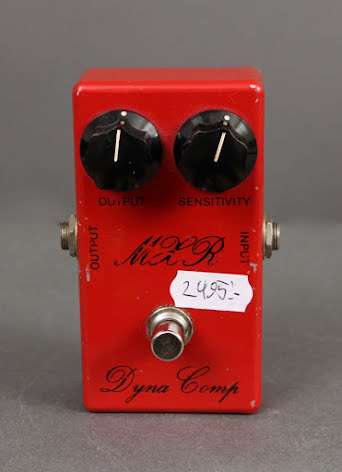 MXR Vintage Dyna Comp -74 USED - Good Condition