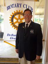 Photo: Joe Alemany, President of the Rotary Club of DeBary-Deltona-Orange City (2017-2018) - Installation Banquet on June 23, 2017