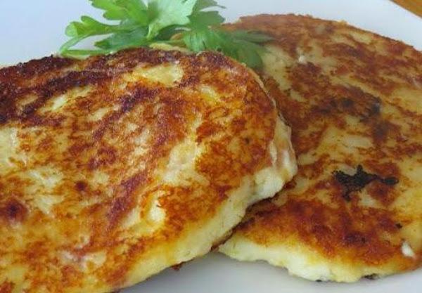 Bacon Potato Cakes Recipe