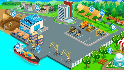 Hippo builder. Building machines 1.1.8 screenshots 4