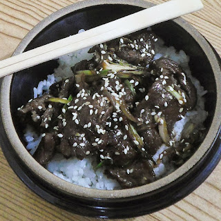 Easy Korean Beef Bulgogi