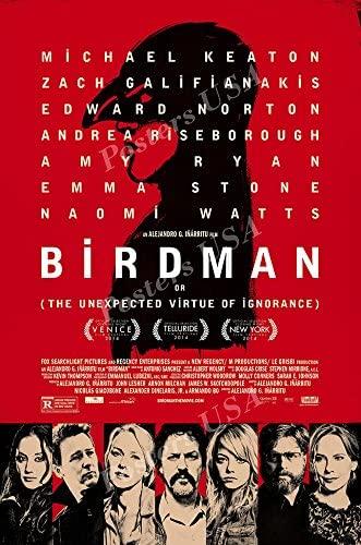 Birdman, Director Alejandro G Innarittu