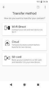 Xperia Transfer Mobile Apk 2