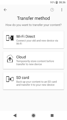 Xperia Transfer Mobileのおすすめ画像2
