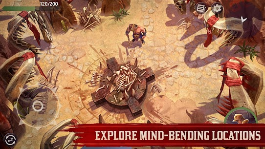 Exile Survival – Survive to fight the Gods again Apk Download For Android and Iphone 7