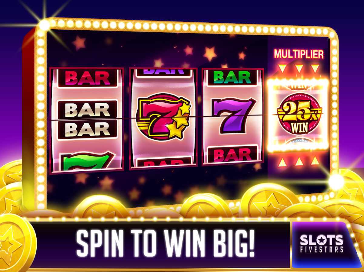 Five Star Slot Machine - Play Free Casino Slots Online