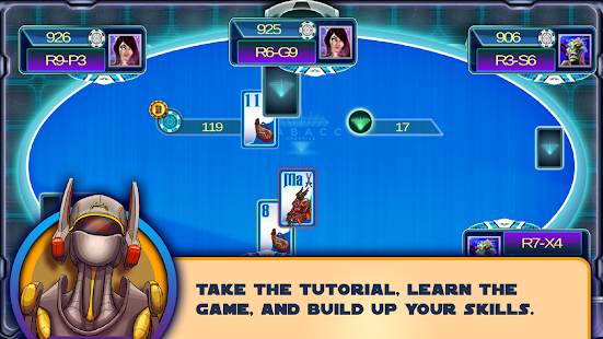 Sabacc - High Stakes Card Game- screenshot thumbnail
