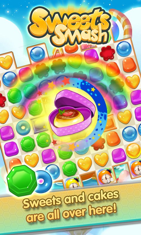 Sweets Smash- screenshot