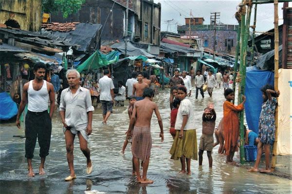 Monsone a Calcutta di paolo-spagg