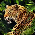 Leopard Live Wallpaper icon