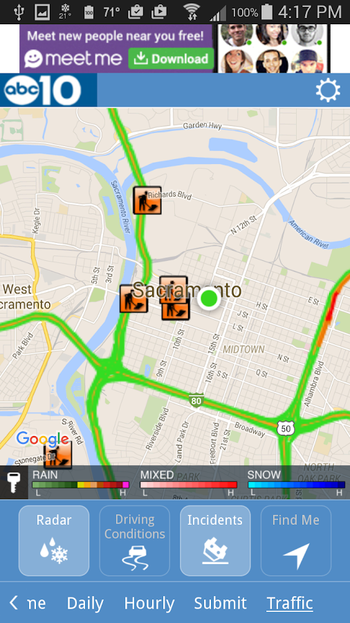 10WX&Traffic- screenshot