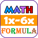 Math Formula 12th+IIT icon