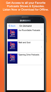 JOX 94.5- screenshot thumbnail