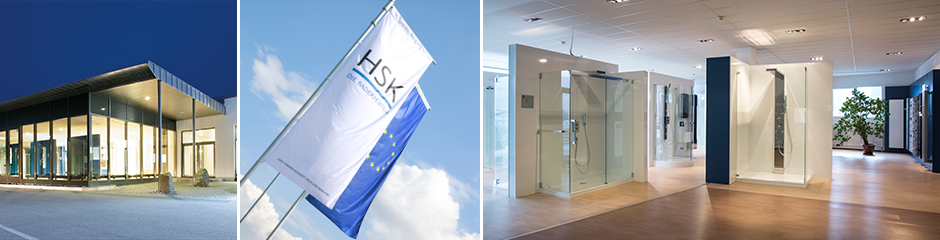 HSK exhibition - Showrooms in Olsberg / Bigge