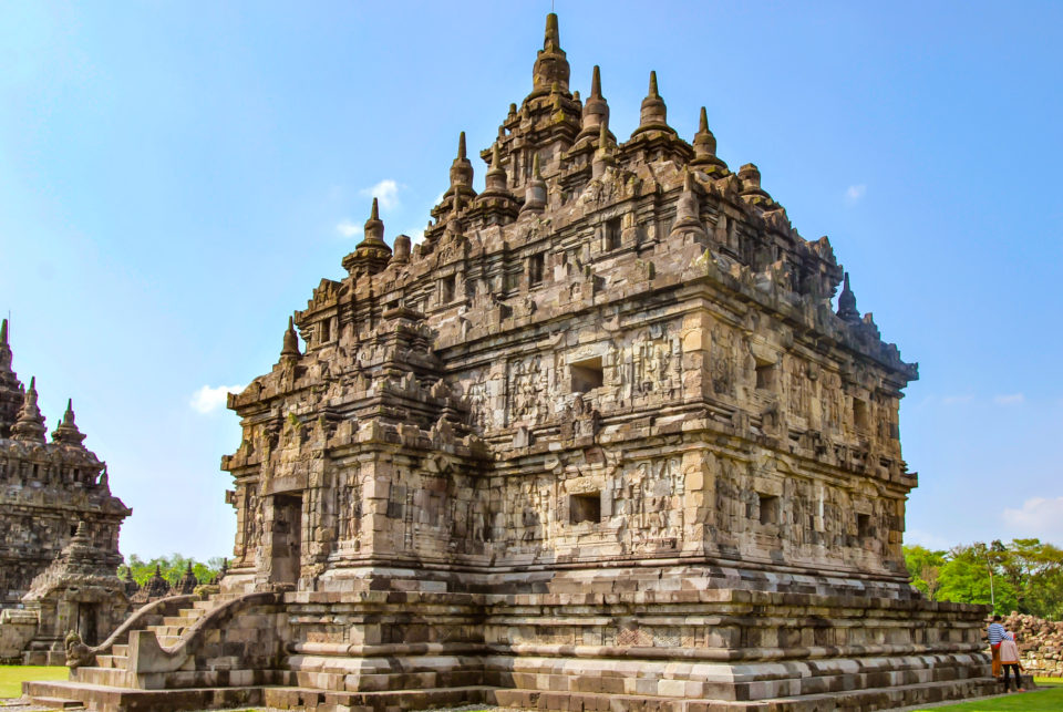 Candi Plaosan – one of the main temples