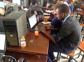 Photo: Girls too can code