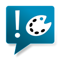 Notify - WP7 Blue Theme icon