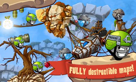 Warlings: Armageddon 3.5.3 screenshot 227704