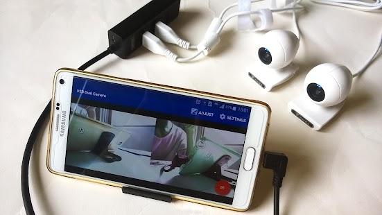 USB Dual Camera - náhled