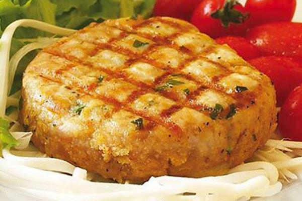 Hambúrguer de Batata