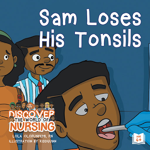 Sam Loses His Tonsils cover
