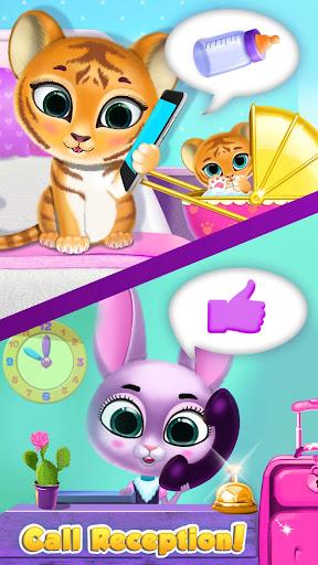 Kiki & Fifi Pet Hotelu2013 My Virtual Animal House 1.0.45 screenshots 2