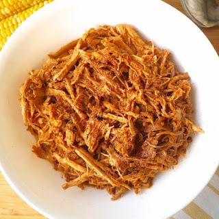 Sweet and Spicy Maple and Tomato Pulled Pork Recipe