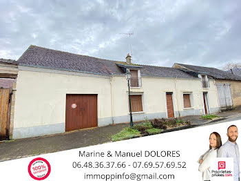 maison à Bouges-le-Château (36)