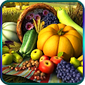 Thanksgiving 3D Live Wallpaper icon