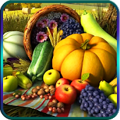 Thanksgiving 3D Live Wallpaper