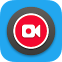 YO Screen Recorder with Facecam Video Maker Editor icon