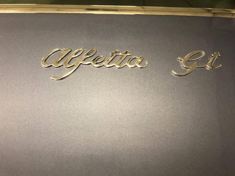 Alfa Romeo Alfetta GT - 1974