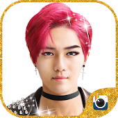 (FREE) Z CAMERA K-POP STICKER Android APK Download Free By ZT.art