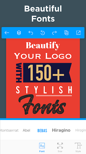 Logo Maker - Free Graphic Design & Logo Templates 28.4 Apk for Android 5