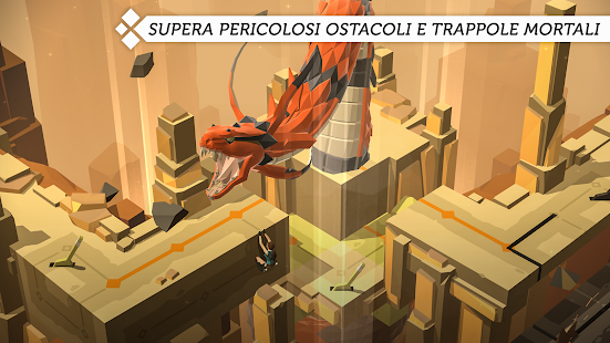 Lara Croft GO- miniatura screenshot