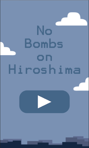 No Bombs on Hiroshima