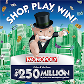 22.  Shop, Play, Win!® MONOPOLY